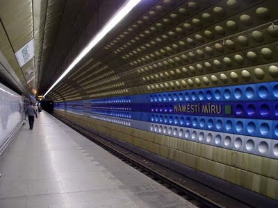 subway_prague metro