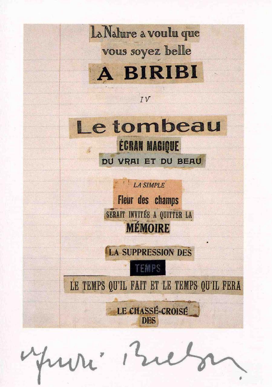 André Breton Tigerloaf Page 6