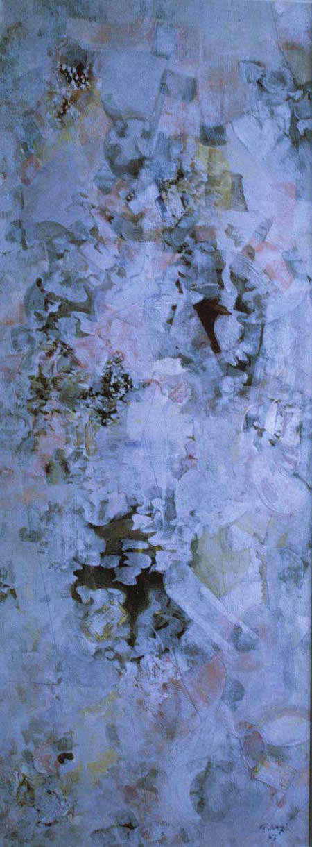 Mark Tobey - Aerial Centers 1967