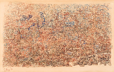 Mark Tobey - Ancient Empires 1950