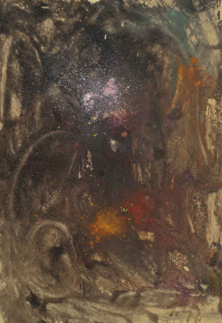 Mark Tobey - Untitled 1961