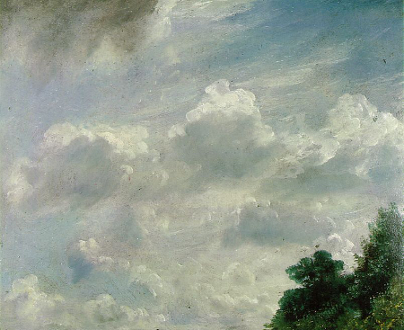 Study of Clouds at Hampstead, 1821