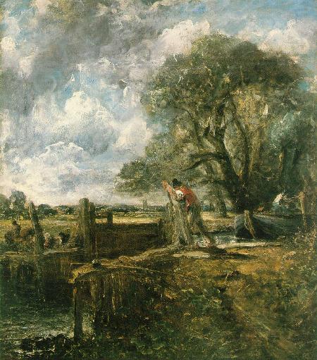 The Lock, c. 1823-24