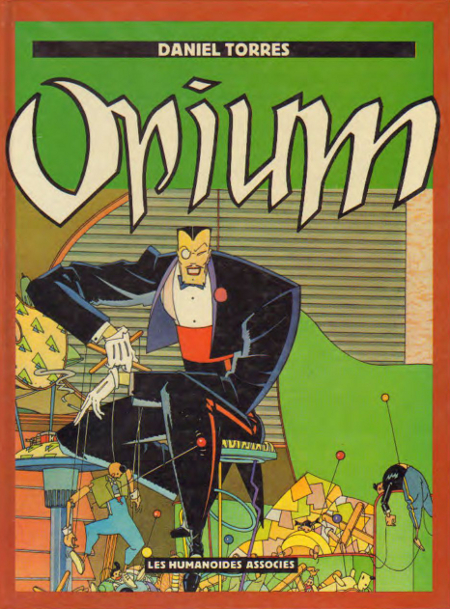 Daniel Torres, Opium