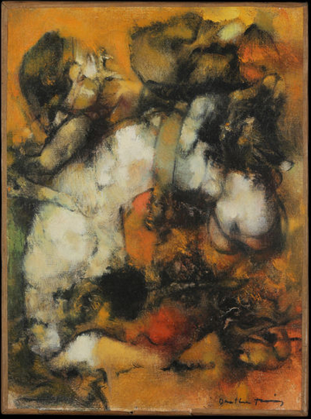 Dorothea Tanning, Untitled, 1960