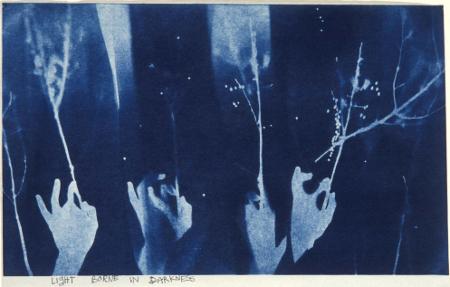 Robert Rauschenberg and Susan Weil, Light Borne in Darkness, c.1951