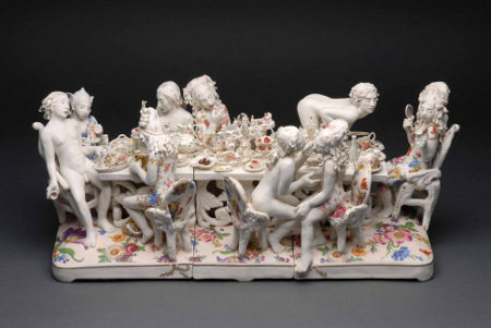 Chris Antemann, Lust and Gluttony, 2008