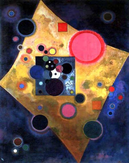 Wassily Kandinsky, Kan 01, 1926