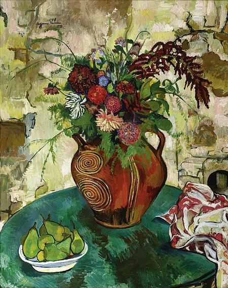Nature Morte aux Fleurs et Fruits, 1932
