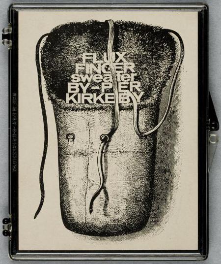 Per Kirkeby, Flux Finger Sweater