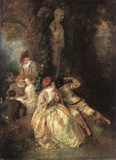 Voulez-vous triompher des belles, c. 1714-17
