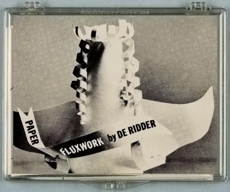 Willem de Ridder, Paper Fluxwork