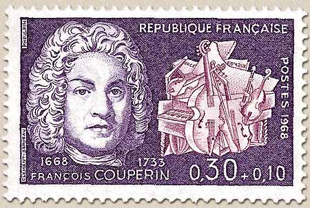 Couperin stamp