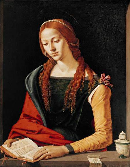 Piero di Cosimo, St. Mary Magdalene, 1500-10