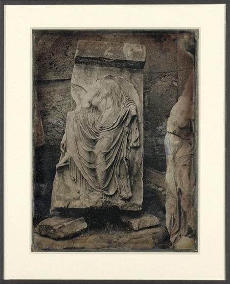 Jean-Baptiste-Louis Gros, Deesse de la Victoire, Acropolis, 1850, BN de France