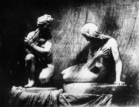Louis Daguerre, Still life, 1839a