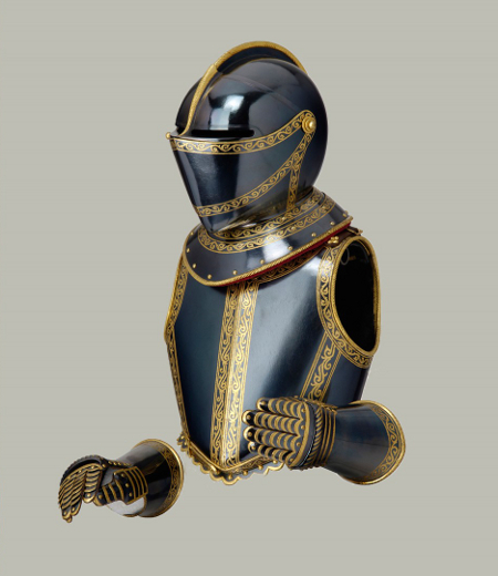 Maurits-armor