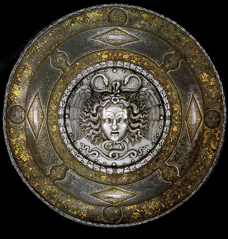 filippo-negroli-embossed-pageant-shield-with-medusa