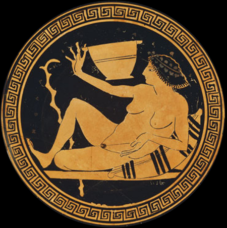 attic-red-figure-kylix-hetaira-playing-kottabos-getty