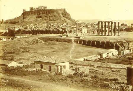 felix-bonfils-athens-the-acropolis-c-1868-1875
