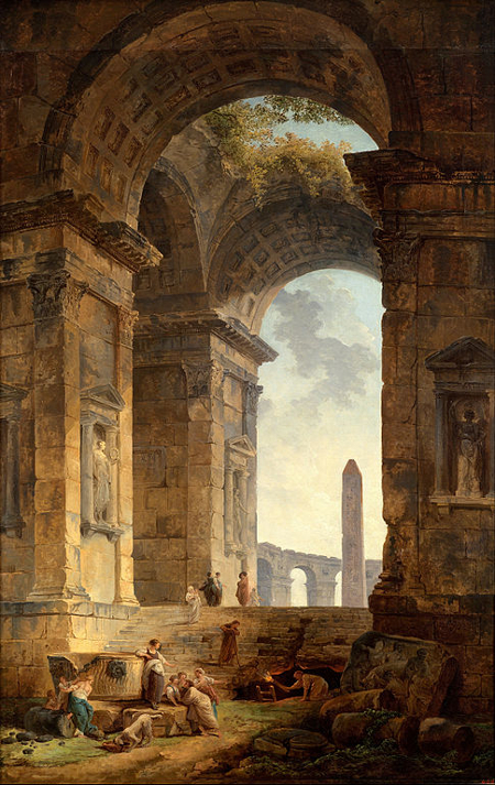 hubert-robert-ruins-with-an-obelisk-in-the-distance-1775-pushkin-museum