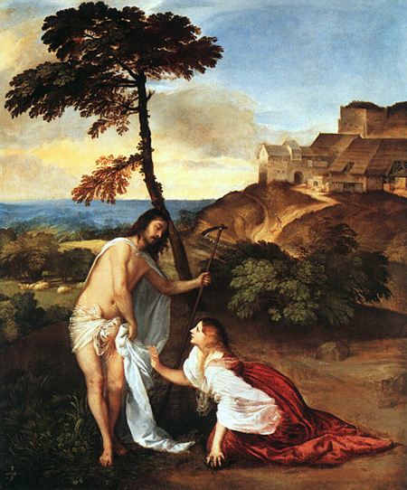 Noli me tangere, 1514