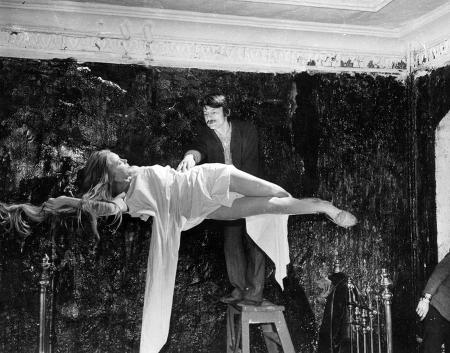 Andrei Tarkovsky with Margarita Terekhova - Mirror