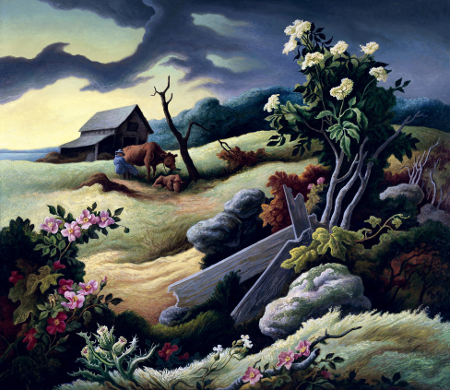 Benton, June Morning