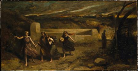 Corot, Sodom
