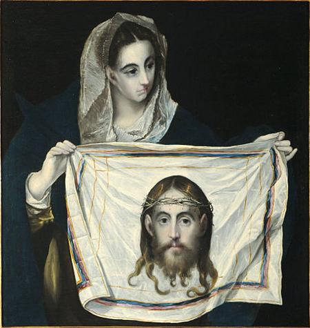 El Greco - La Verónica