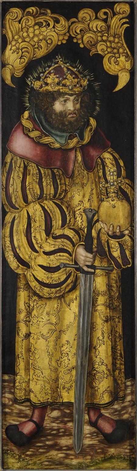 Cranach, St.Stephen